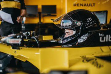 Infiniti Renault F1 Car