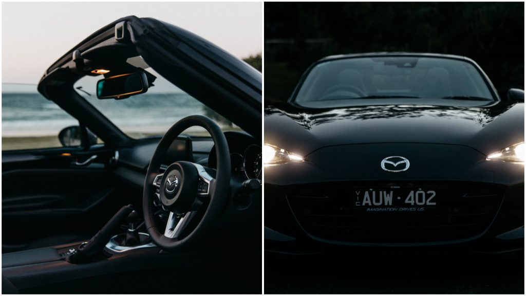 2018 Mazda Mx 5 Collage