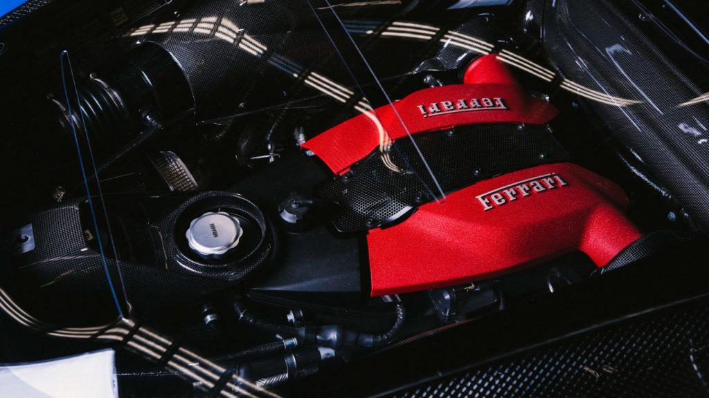 V8 Turbo Engine