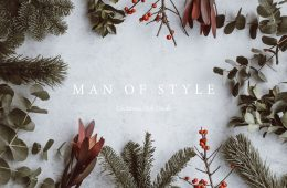 2019 Man of Style Christmas Gift Guide