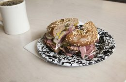 Mile End Bagels