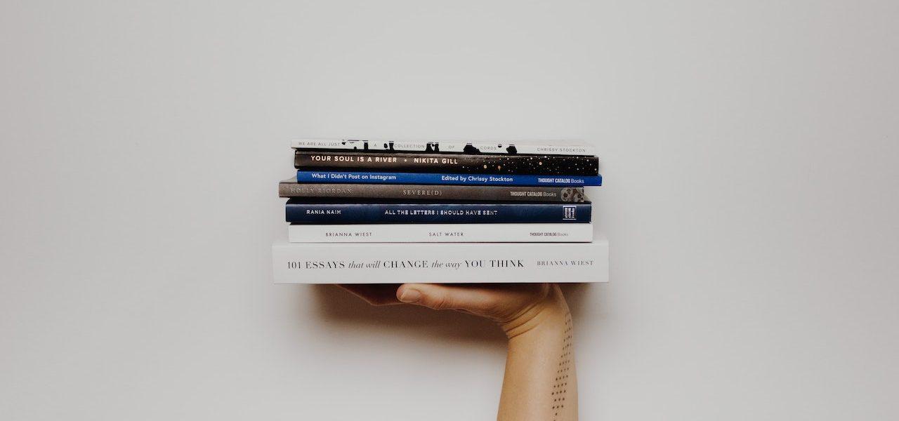 Five Best Books