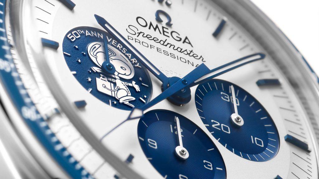 Omega SPEEDMASTER 'SILVER SNOOPY AWARD'